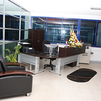 Nairobi Reception Area