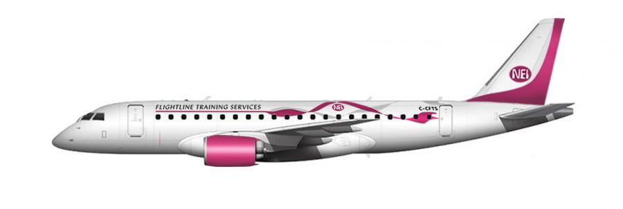 Embraer EMB 175